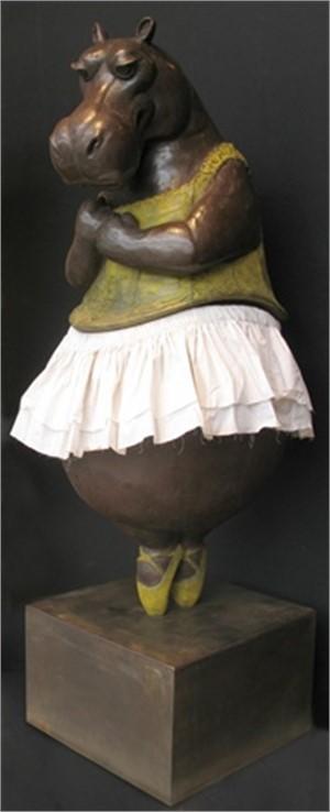 Hippo Columbine  (1/6), 2011
