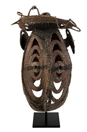 Maprick Hill Yam Mask, c.1950