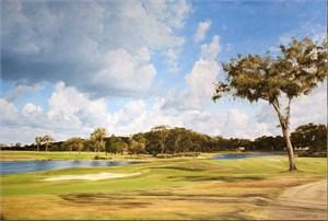 The Golf Club, Frederica by Lori Zummo