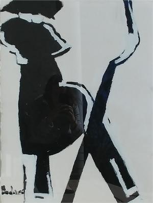 Fashion Plate III by Gary Bodner