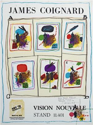 James Coignard-Vision Nouvelle, 1978