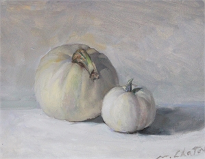 White Pumpkins, 2019