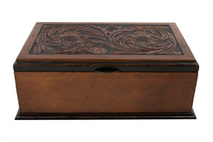 Leather Box, 2011