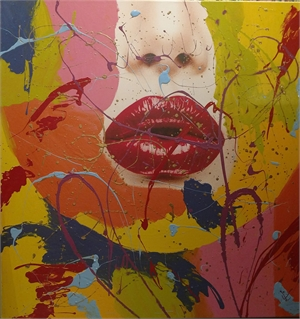 """""""Kiss The Girl""""  #2, 2019"""