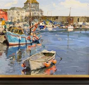 Cornwall Harbor, 2020