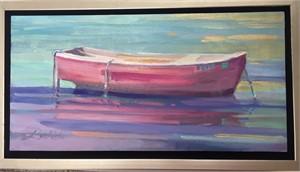 Pink Vessel by Linda Richichi