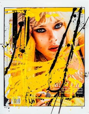 Scarlett Johansson Intervention Series