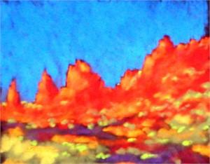 Red Rocks 18.5x15.5