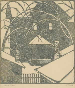 Snow Fall, 1936
