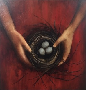 As I Carry the Nest, 2019