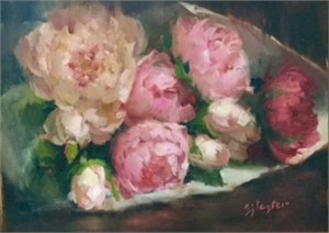 Gift of Peonies
