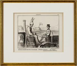 Le Nouveau Costume Des Cochers-Actualites III/III LD 3238, 1860