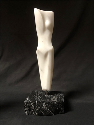 Cycladic Sister 1 (Maquette), 2018