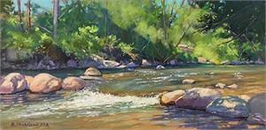 River Walk by Brian Sauerland