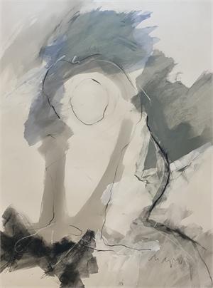 Untitled Figure III, 2020