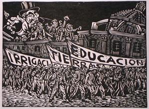 Las Demandas del Pueblo y la Amenaza de la Reacción, 1960