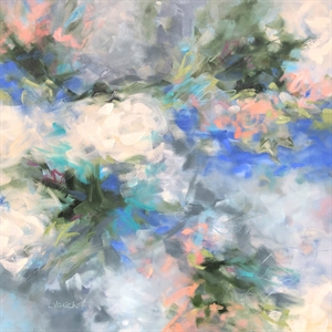 Pieces of Sky 3 by Laura Varich