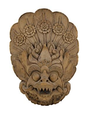 Garuda Head, c 1920