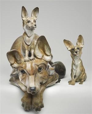 Kit Fox Family (2/7)