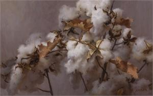 """GRACE M DEVITO, """"Cotton and Oak"""""""