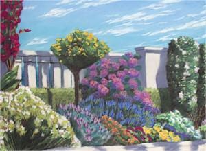 Garden by the Sea 1, 1996