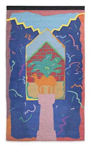 Egyptian Prayer Rug, 1986