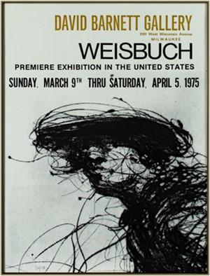 Vision Nouvelle Exhibition Poster, 1973