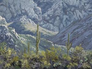 Canyon View, 2020