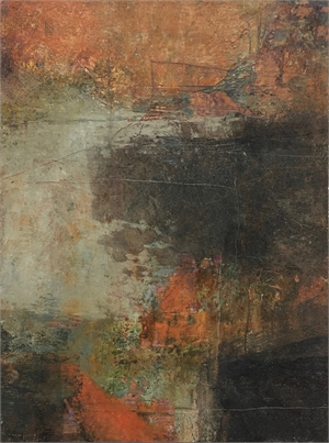 Land Form #2 by Rebecca Crowell