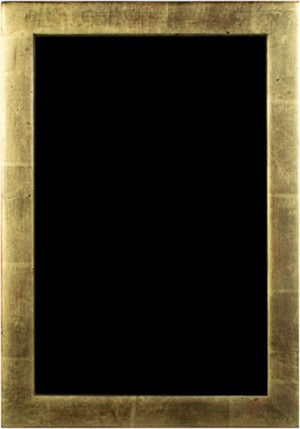 3d399e2ad486 22K GOLD LEAF HANDMADE PHOTO FRAME 4X6 (Vertical -or- Horizontal)