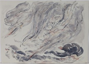 Swirling Clouds, c. 1960