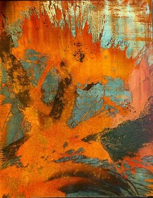 TD 1 (Autumn) by Paul Tamanian