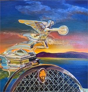 1931 Packard, 2019