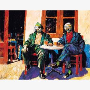 Cafe de Barrio, 1999