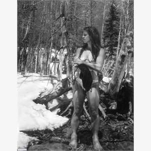 Sasquatch, Birch Trees, 2008
