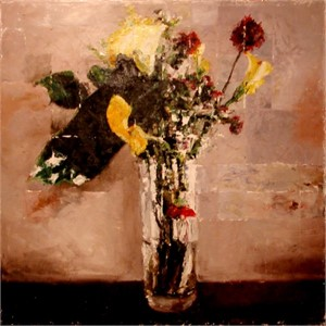 Yellow Lilies #2