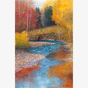 Autumn Stream (S/N)