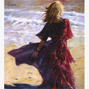 Sunset Breeze in Reds, 2012