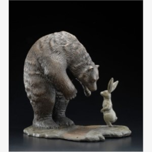Exchange, The (Small Sculpture)