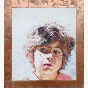 Portrait of Samuel (Sun Boy)