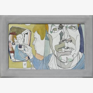 Second mirror