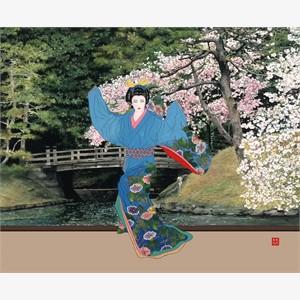 Hama Rikyu Naka no Hashi (Lady Mieko, Garden Suite)