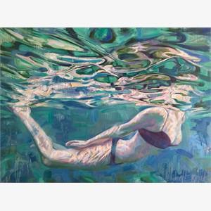 Emerging Through Water