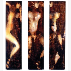 White Boys (Triptych), 2006
