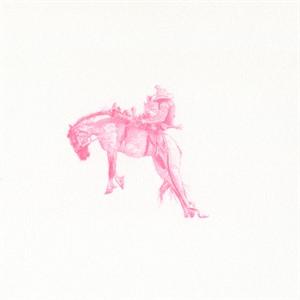 Untitled (Bronc Rider #2095), 2018