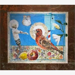 Still Life for Bird Temple #2