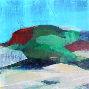 (Bermuda Studies) Cliff and Brush