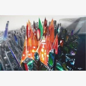 New York Axis Mundi