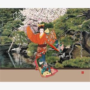 Hama Rikyu Garden (Lady Mieko, Garden Suite)
