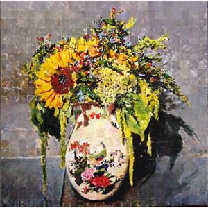 Sunflowers Wild, 2017